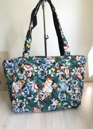 Стёганная сумка
