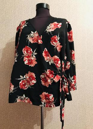 Красивейшая блуза на запах