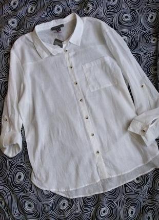 Новая женская рубашка primark