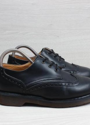 Кожаные женские туфли dr.martens england оригинал, размер 38