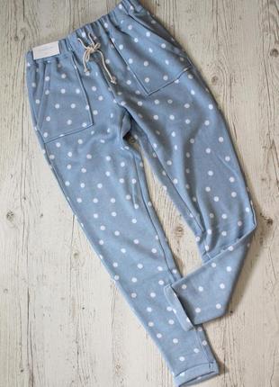 Уютные домашние штаны next