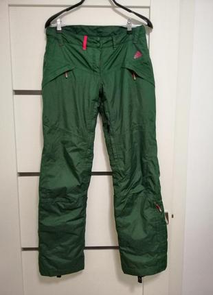 Штаны р. s-m adidas outdoor  зимние лыжные для прогулок