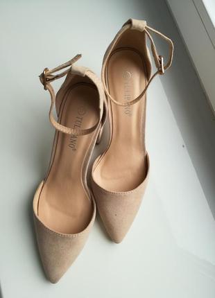 Босоніжки туфлі 38 розмір