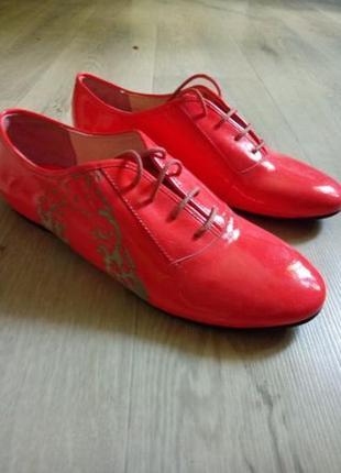 Новая обувь!туфли!туфельки! италия - милан. р. 36