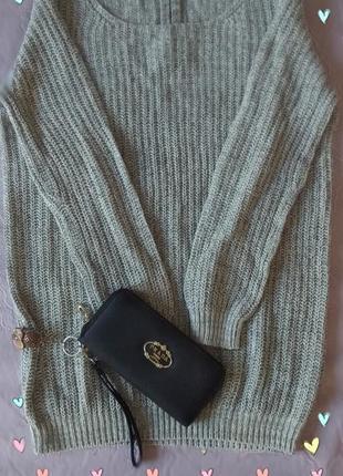 Удлиненный свитер оверсайз от tally weijl