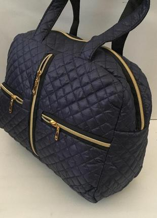 Женская стеганая сумка. распродажа! качество отличное!