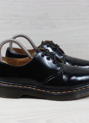 Женские кожаные туфли dr.martens оригинал, размер 37