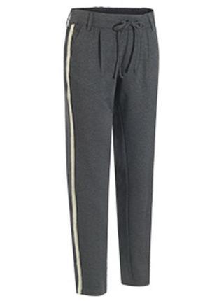S(36-38 евр.) женские брюки с плотного трикотажа от blue motion