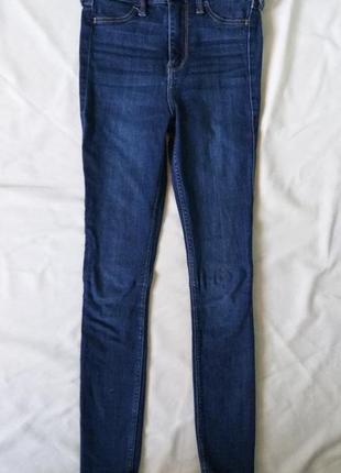 Крутые джинсы hollister размер 23