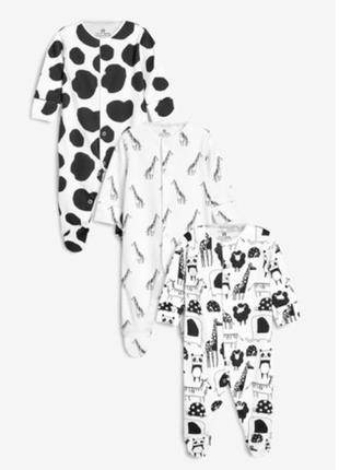 Человечек (пижама) для новорожденного