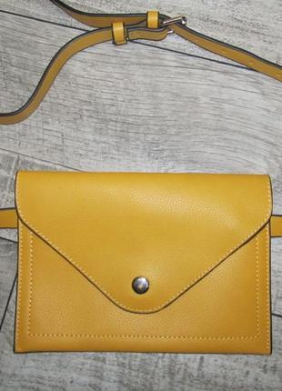 Поясная сумка женская kate gray