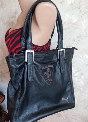 Оригинальная сумка puma ferrari