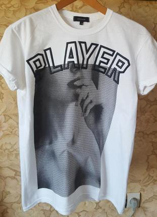 Эксклюзивная футболка river island