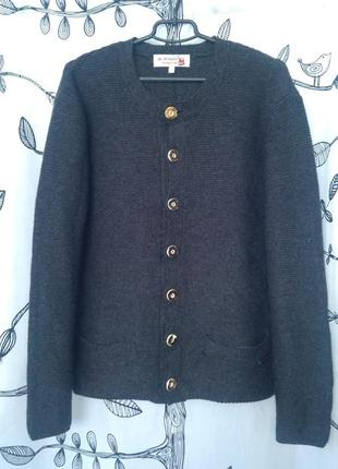 Шикарний  шерстяний светер