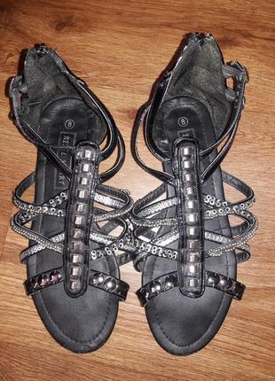 🔥🔥🔥стильные босоножки, сандалии низкий ход🔥🔥🔥