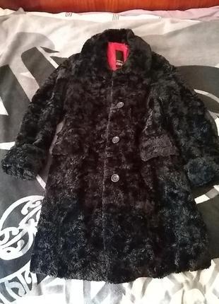 Шуба искусственная, германия, center coat