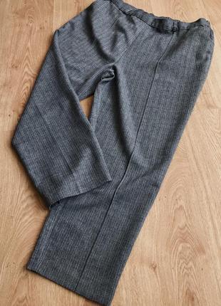Женские повседневные или нарядные брюки/ штани. m&s