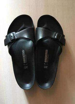 Birkenstock шлёпанцы  madrid eva germany оригинал