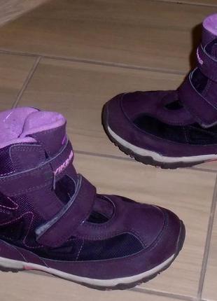 Viking gore tex зимние ботинки 37 р