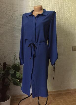 Великолепное платье-рубашка от puane