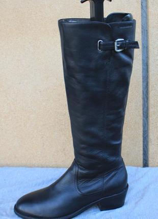 Сапоги vagabond кожа швеция 37р ботинки