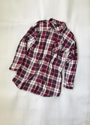 Классная удлиненная рубашка atmosphere