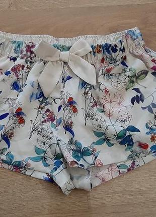 Шикарные пижамные шортики для дома