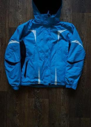 Куртка лыжная сноубордическая горнолыжная мембранная etirel швейцария