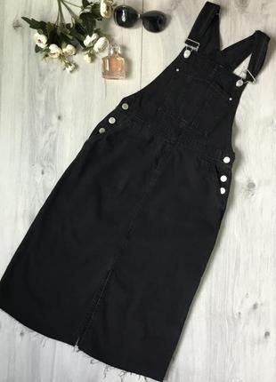 Фирменная юбка комбинезон alcott, размер s