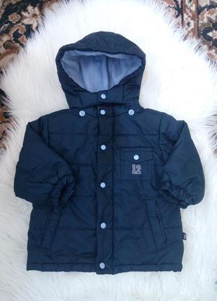 Курточка демосезонна,тепла