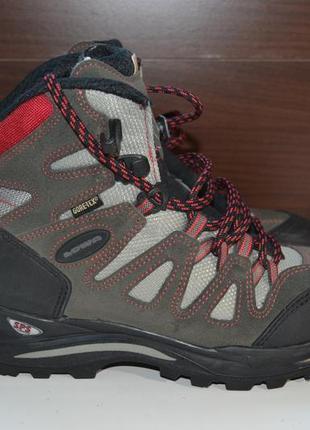 Lowa khumbu tc gtx ws 38р ботинки горные, треккинг. кожаные.