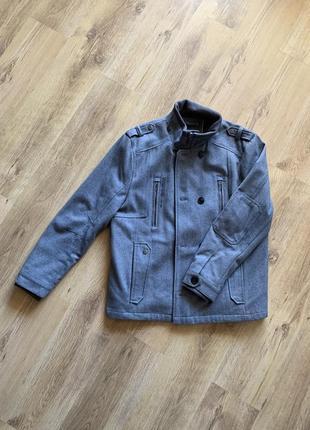 Куртка-полупальто мужское.