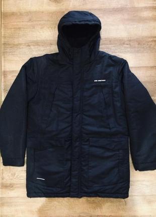 Зимняя мужская парка, удлиненная куртка. до-20