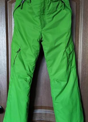 Горнолыжные сноубордические бордические штаны брюки