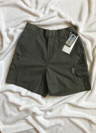 Стильные шорты columbia хаки