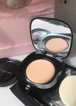 Пудра marc jacobs beauty perfection powder 300 beige