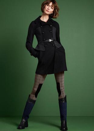 Victoria's secret belted military coat оригинал стильное пальто