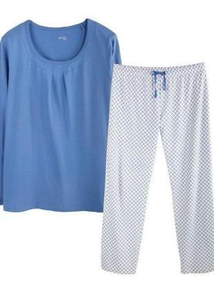 Новая женская пижама esmara р.xxl, 52/54 евро