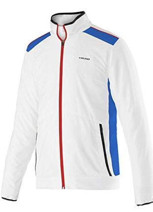 Куртка олимпийка мастерка head club w jacket
