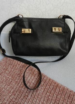 Необычная кросбоди базовая сумочка