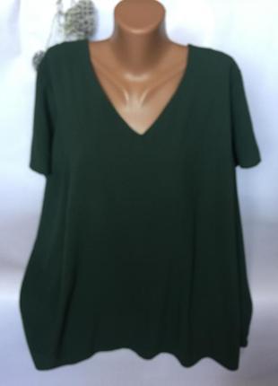 Блуза футболка с красивой спиной