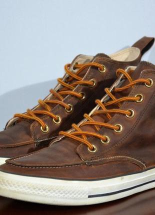 Кеды converse allstars leather keds