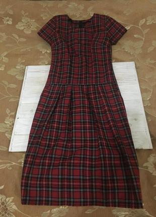 Заходите😉много нового! платье в клетку