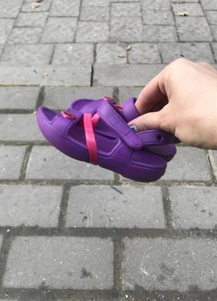 Босоножки crocs оригинал с5