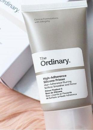 База под макияж high-adherence silicone primer