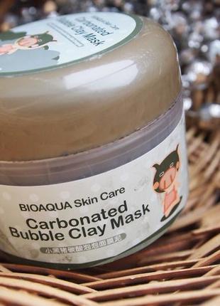 Пенная маска bioaqua