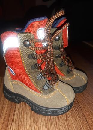 Термо чобітки