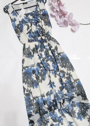 Легеньке плаття з  подовженим задом