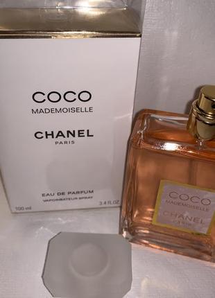 Парфюмированная вода/элегантный аромат chanel coco mademoiselle eau de parfum intense