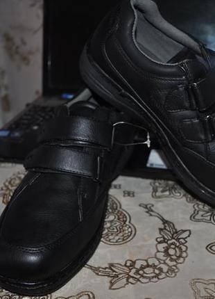 Отличная модель туфли - полуботинки демисезон dr keller оригинал германия